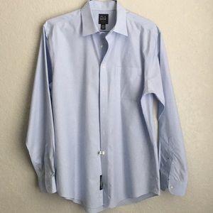 Jos A. Bank slim fit dress shirt